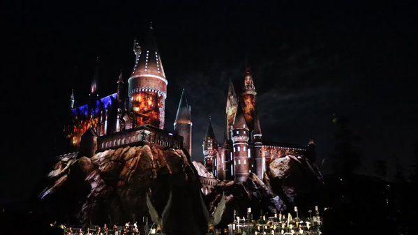GALERINHA INFANTIL: Inaugurado novo parque temático de Harry Potter