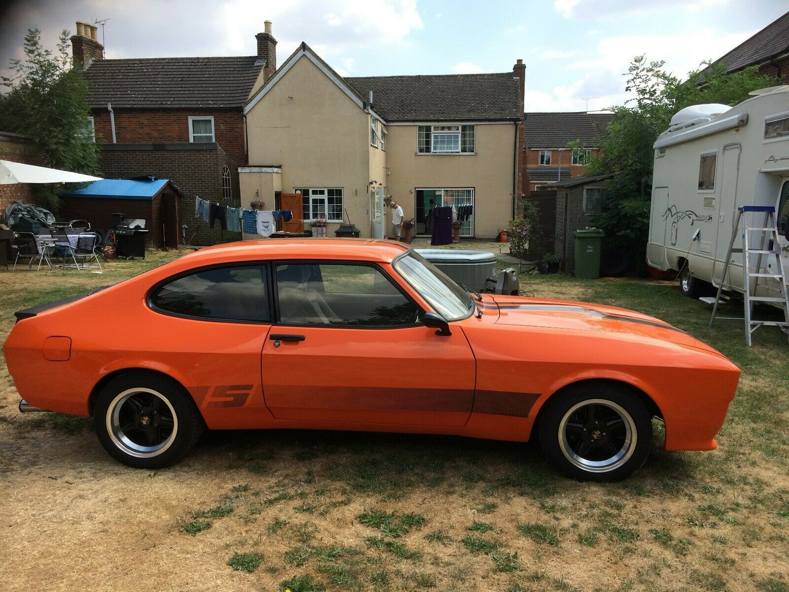 Details About Ford Capri V8 Ford Capri Ford Classic Cars