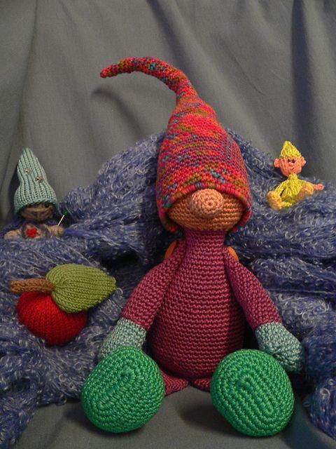 emil\'s Walfrid the Gnome   # AMiGUrUMi #   Pinterest   Häkeltiere ...
