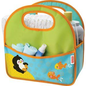 12.00 New baby products, Fisher price, Diaper organization