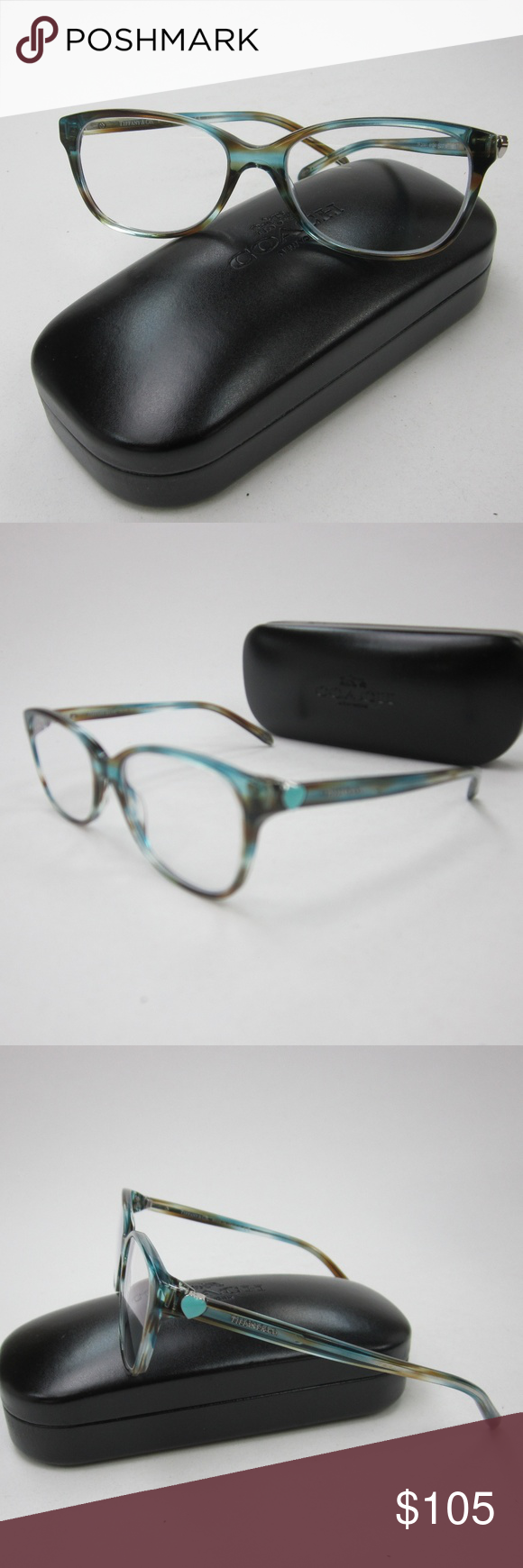 75a55cc679a Tiffany   Co. TF 2097 8124 Eyeglasses Italy OLN224