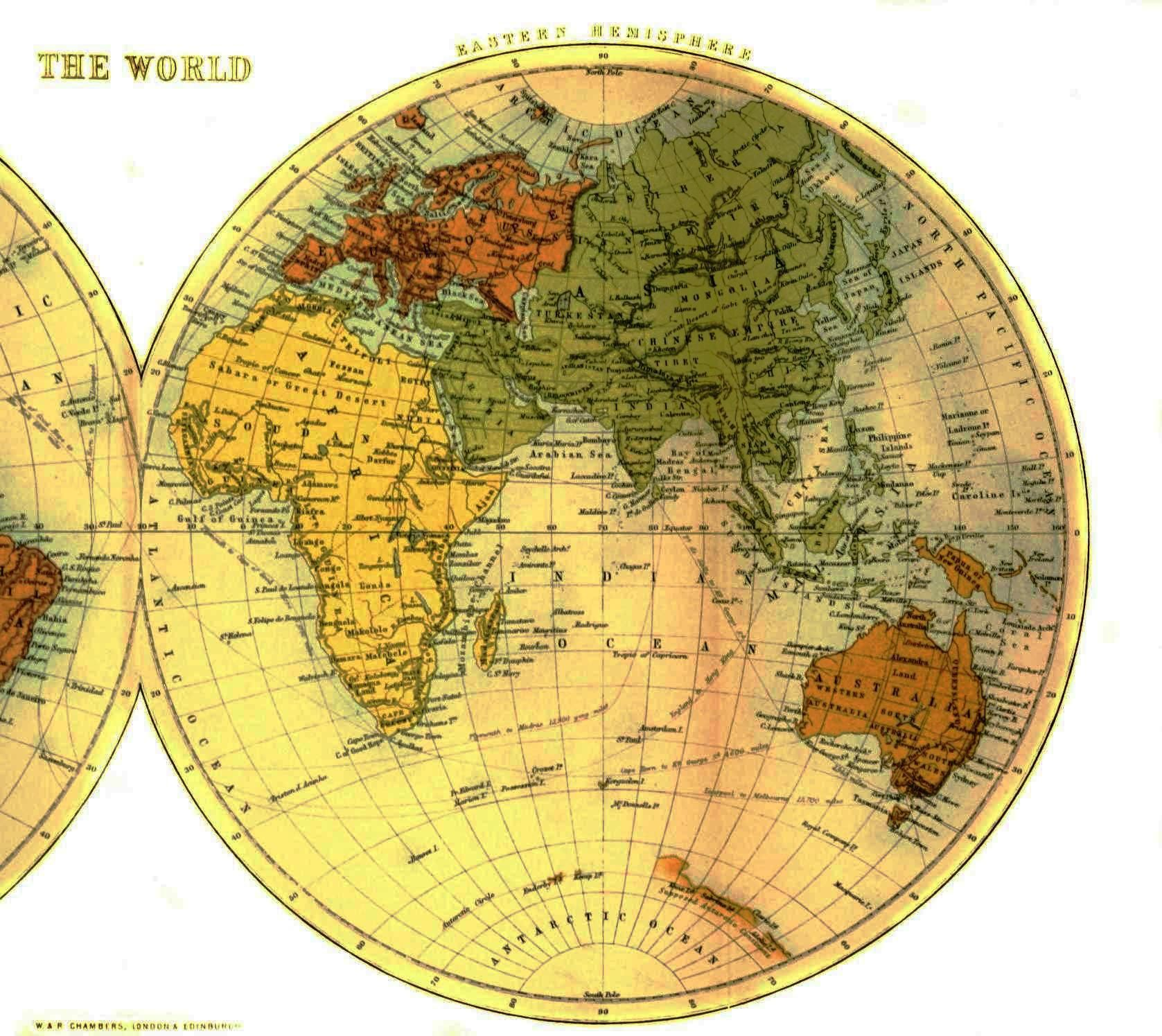Geopolitical map world half western hemisphere a printing we will the east gumiabroncs Image collections