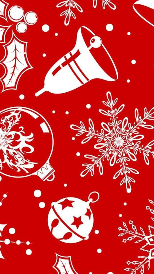 iPhone - iPhone 5 Christmas wallpaper [MERGED] | MacRumors Forums ...