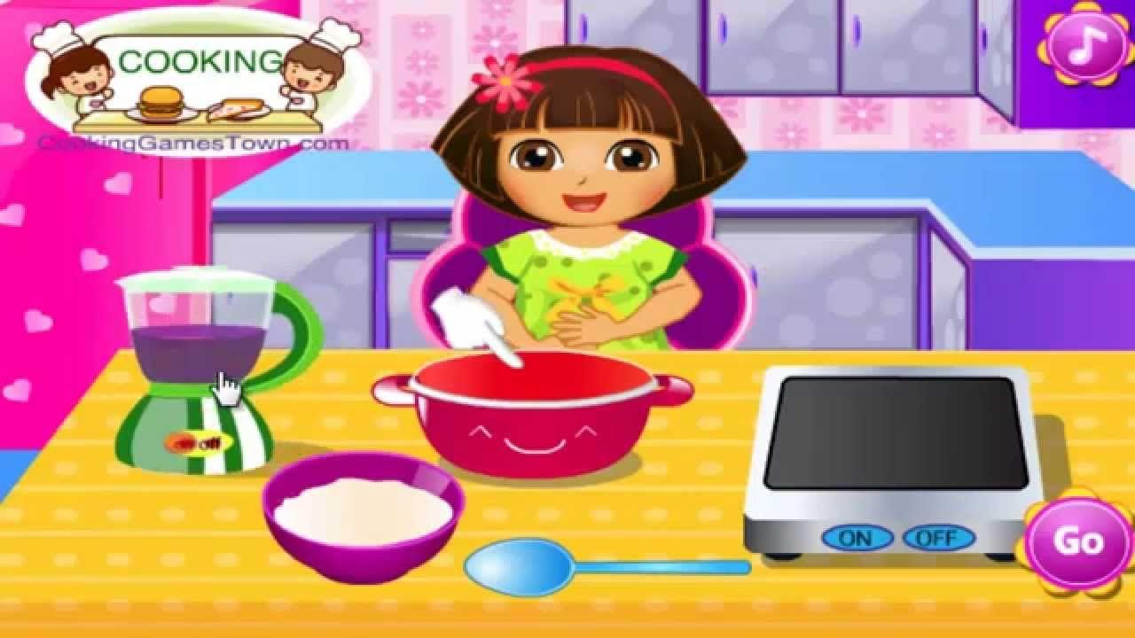 دورا الطباخة عمل ايس كريم دورا العاب كرتون للاطفال 2015 Character Cartoon Family Guy