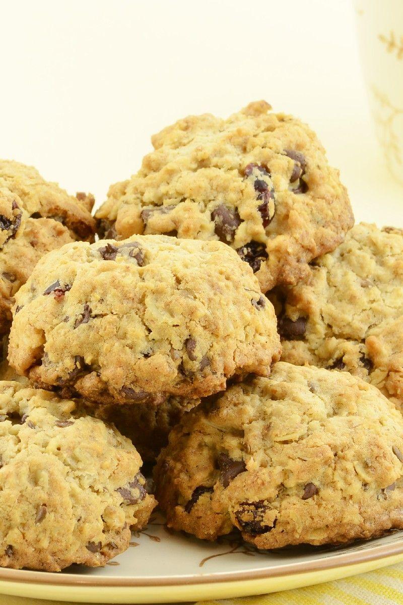 Carrot Cake #Cookies #Recipe - Brown sugar, pineapple, carrots, raisins... Click for the recipe!