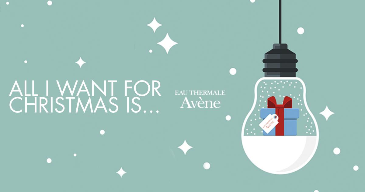 Participa en el concurso de las Navidades Avène