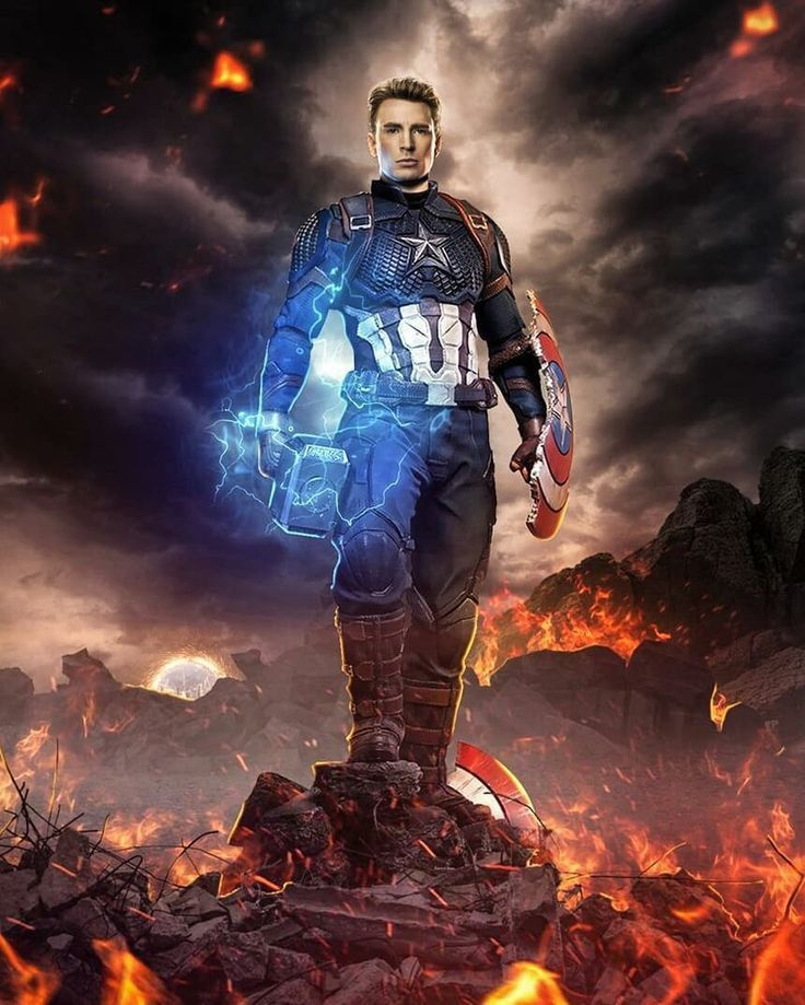 Captain America wallpapers for iPhone and Android, HD ...