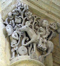Basilique Saint-Andoche. Saulieu. Bourgogne
