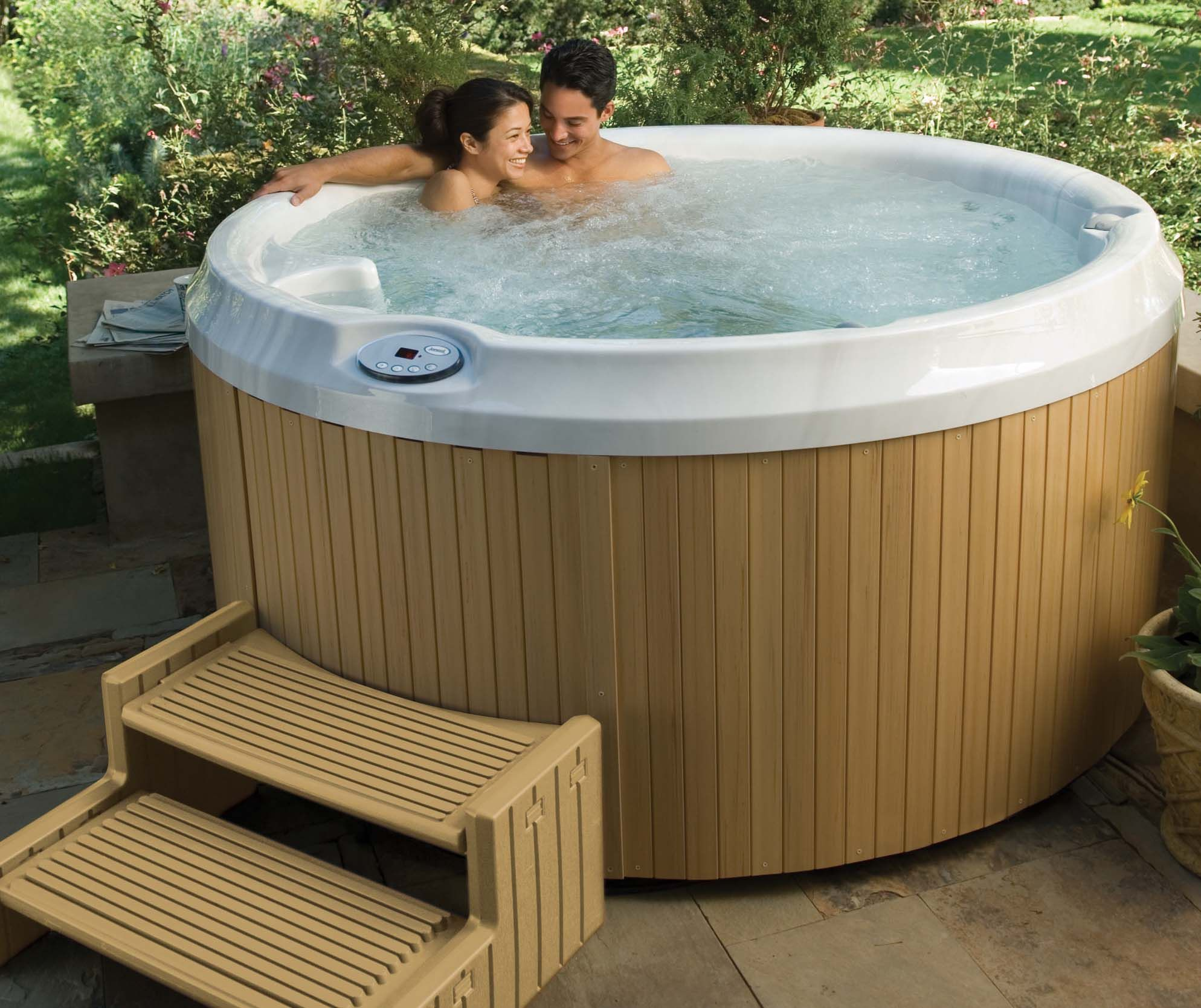 Jacuzzi J210 With Images Jacuzzi Hot Tub Jacuzzi Hot Tub
