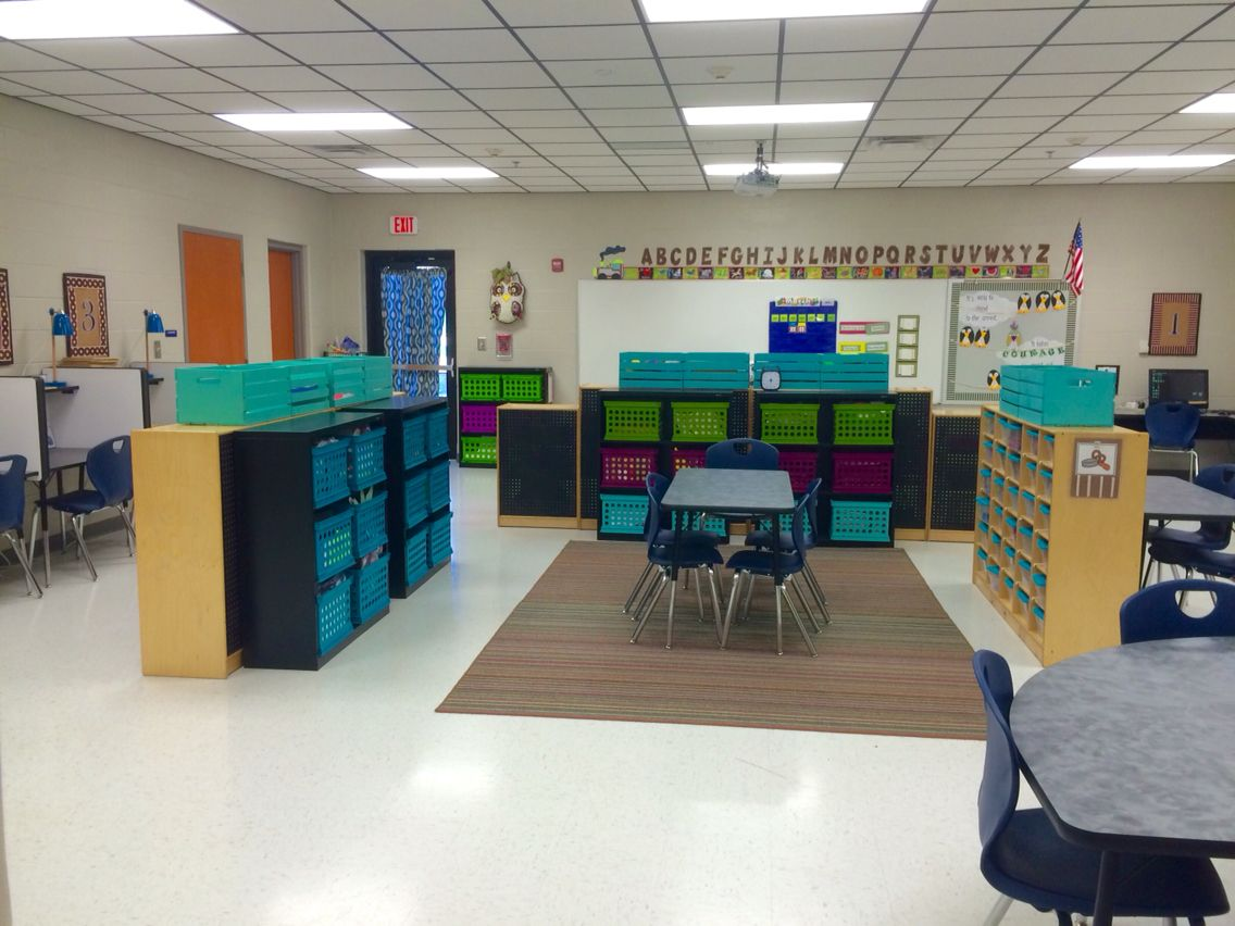 Classroom Organization Ideas For Special Education : Special education classroom setup