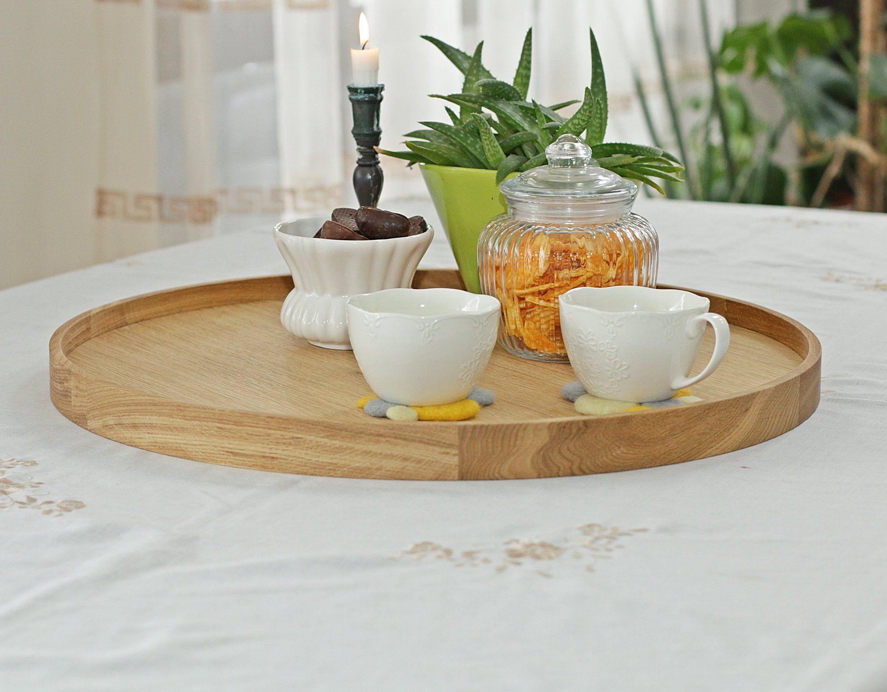 Miraculous Large Oak Wood Tray Oak Tray Tray Place Mat Coaster Unemploymentrelief Wooden Chair Designs For Living Room Unemploymentrelieforg