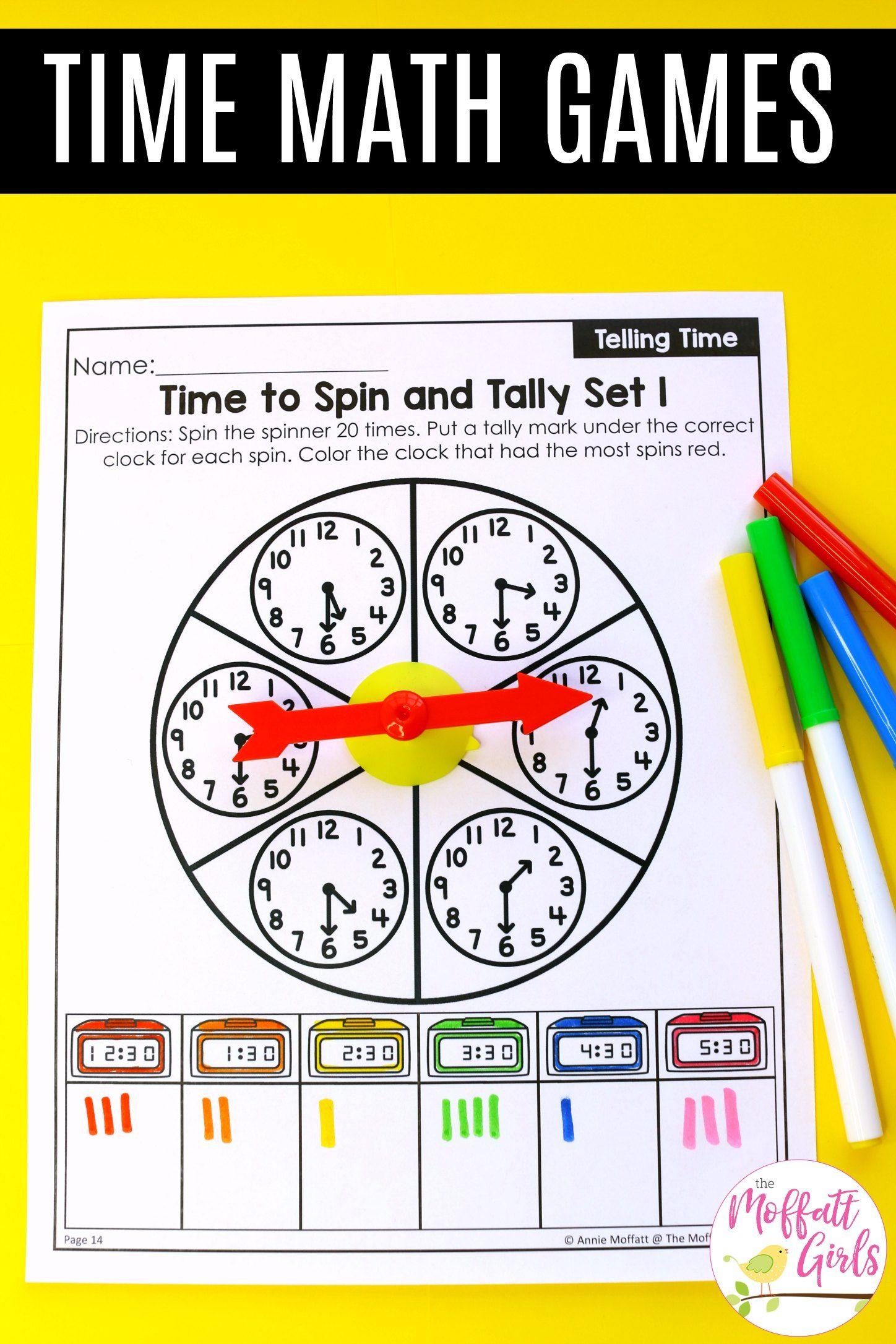 First Grade Math Time First grade math, Math, 1st grade