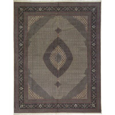 Bokara Rug Co Inc One Of A Kind Shah Hand Knotted 11 9 X 14 9