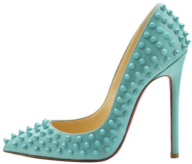 christian louboutin pigalle spikes look alike
