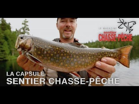 sentier chasse pêche video