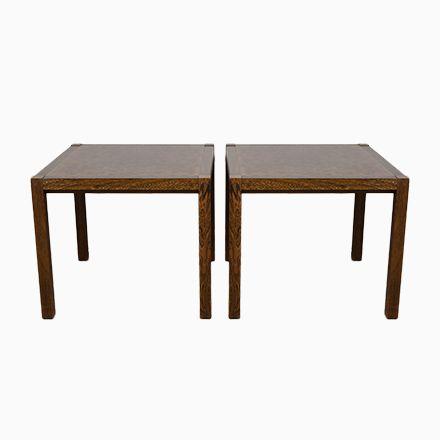 Couchtische Von Rolf Middelboe Gorm Lindum Fur Tranekaer Furniture