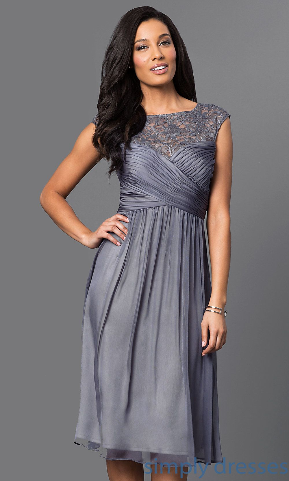 Semiformal Dresses 2015
