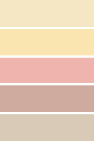 Wedding Color Scheme Champagne Dusty Rose With A Pop Of Like Green