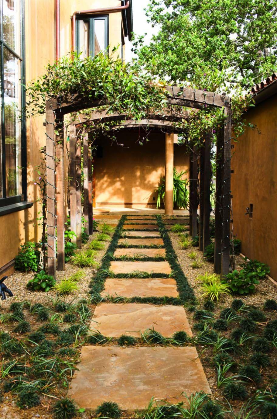 40 Brilliant ideas for stone pathways in your garden | Gardens