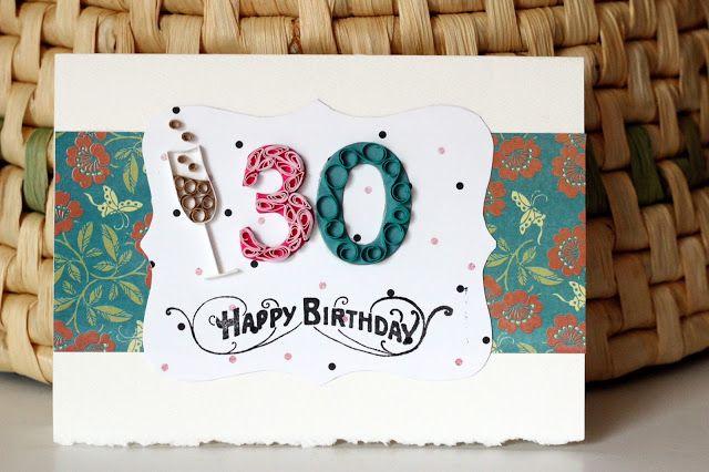 Doleenoted 30th Birthday Cards Birthday Cards Bday Cards