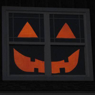 Halloween Window Decoration Halloween window decorations - halloween window decorations