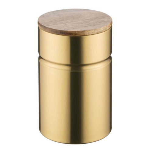 Photo of Typhoon Gold Kitchen Small Storage Sugar Tea Coffee Canister with Airtight Lid