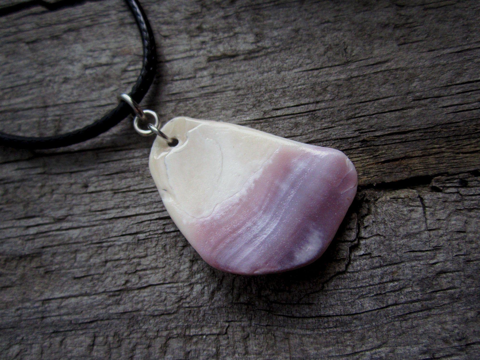 Wampum Quahog Shell Beach Jewelry Set