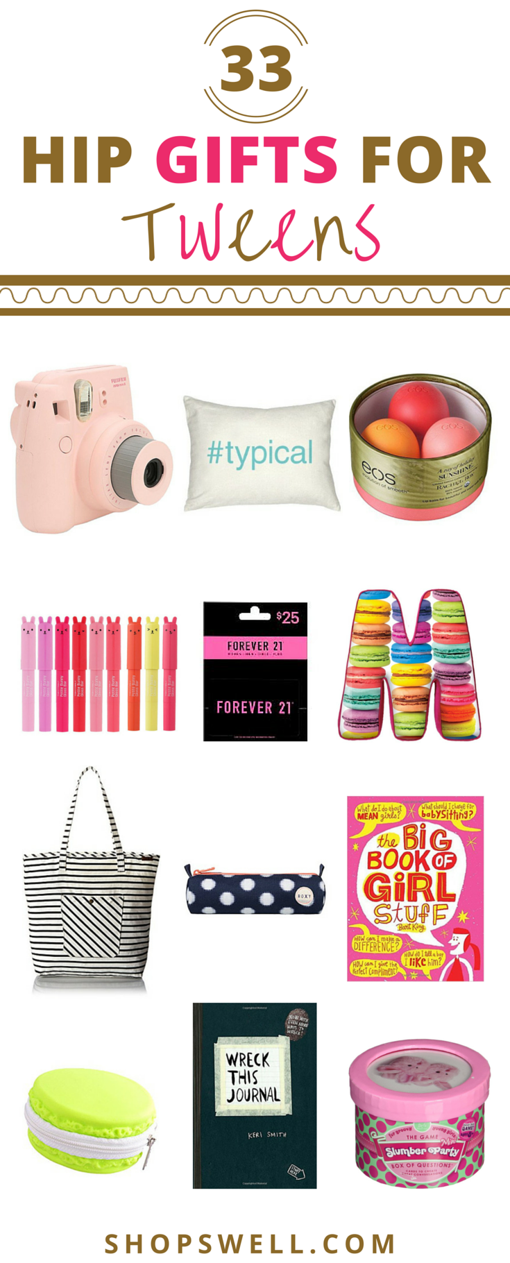 those hard to shop for tweens weve got some gift ideas to appeal to them - Best Christmas Gifts For Tweens