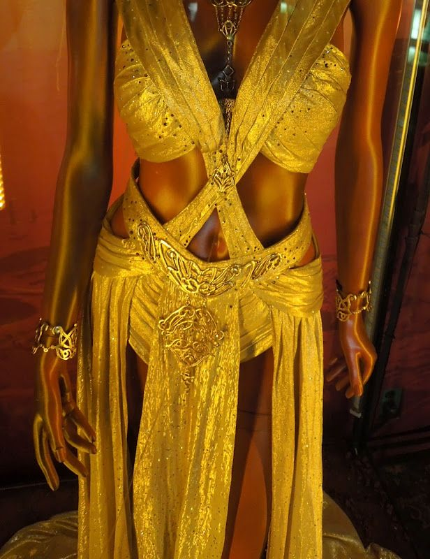 Close Up Of Dejah Thoris Wedding Dress Dancesport Dresses Costume Outfits Hot Dress