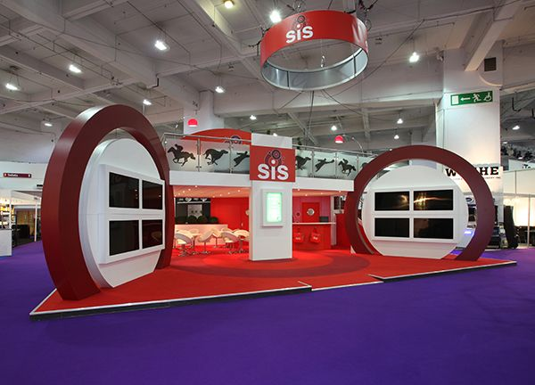 Custom Exhibition Stand Game : Custom exhibition stands for uk and global events exhibition