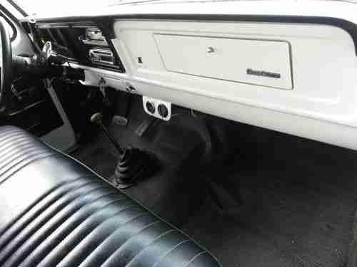 1974 ford f100 interior parts