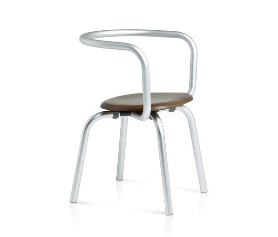 Parrish Chair de emeco | Chaises de restaurant