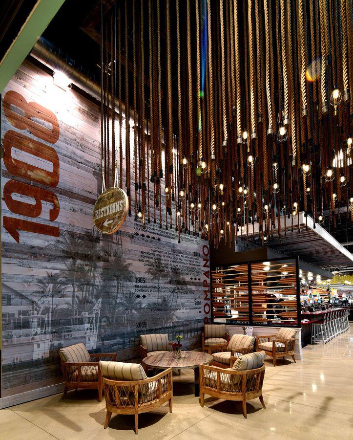 2016 Design Award Winners Lighting Whole Foods Market Rope Pompano Beach FL