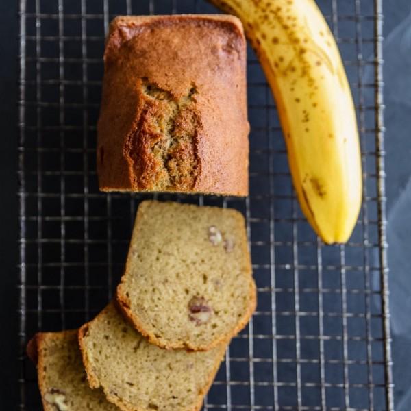 Air Fried Banana Bread Recipe Air fryer recipes