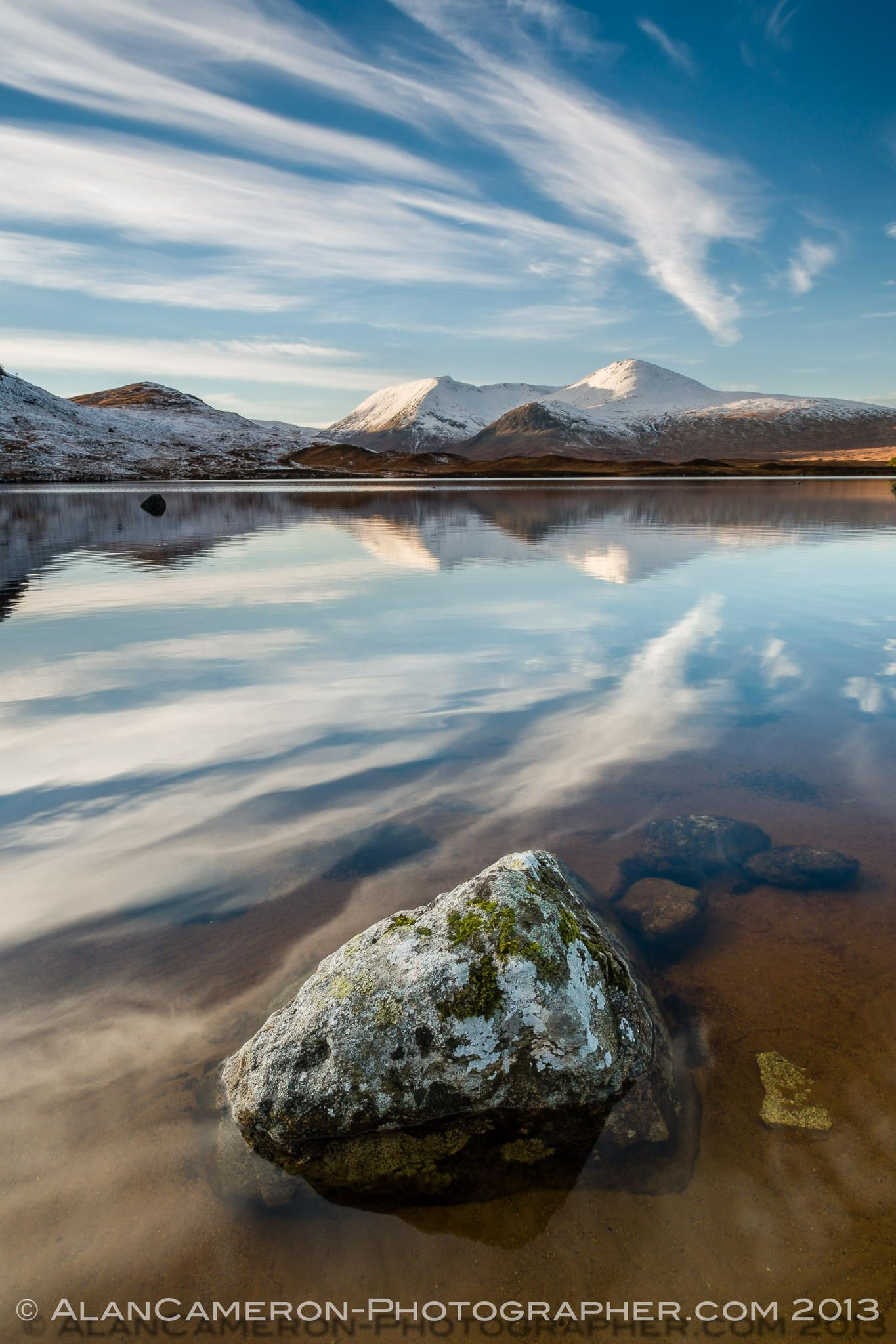 Reflections - Loch Nah Achlaise by Alan Cameron on 500px | Beloved ...