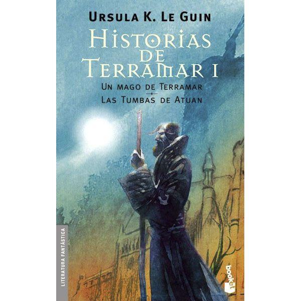 Un Mago De Terramar Ursula K Le Guin Literatura Fantastica