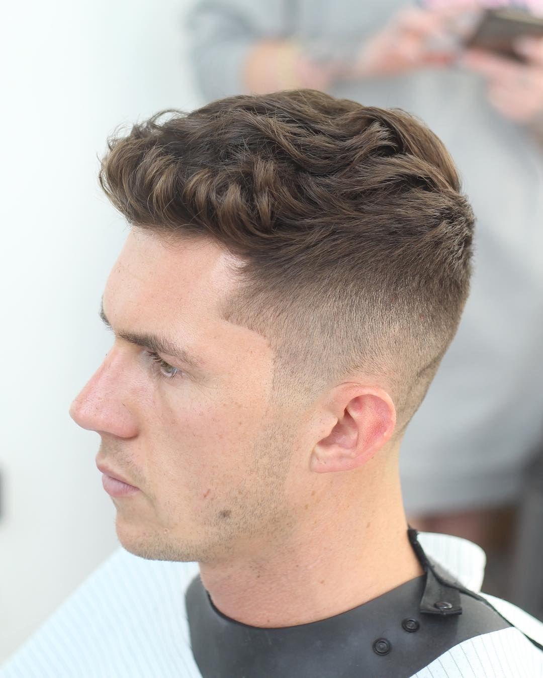 men's short hair ideas (very cool)   menswear.   wavy hair