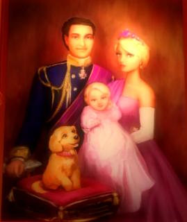 ac12e179894 A portrait of the royal family of Gardania  King Reginald