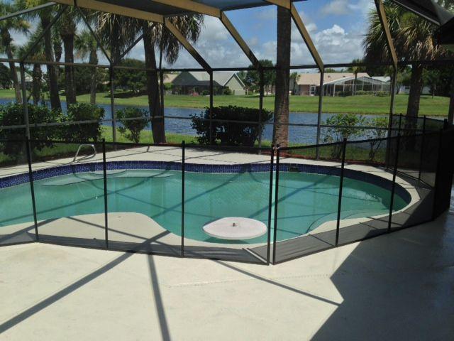 Pool Safety Fence Melbourne FL