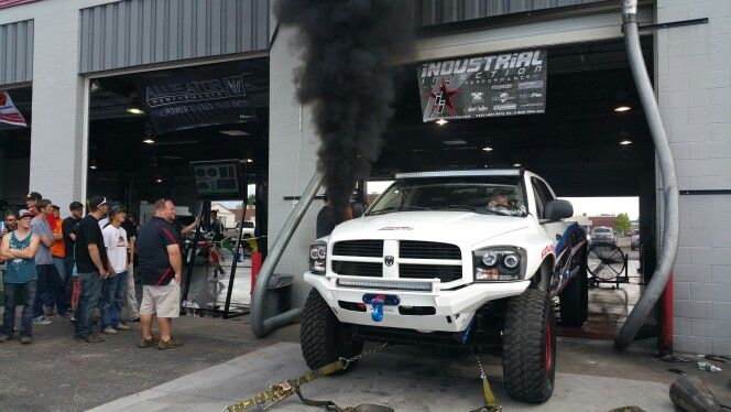 Industrial Injection Dyno Day Event In Salt Lake City Utah