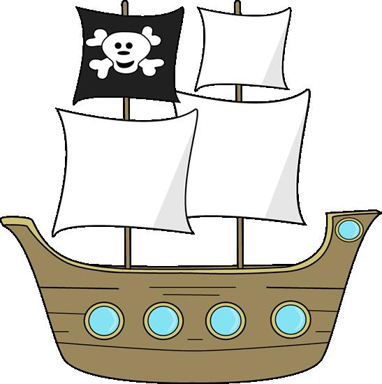 barco dos piratas | Educación