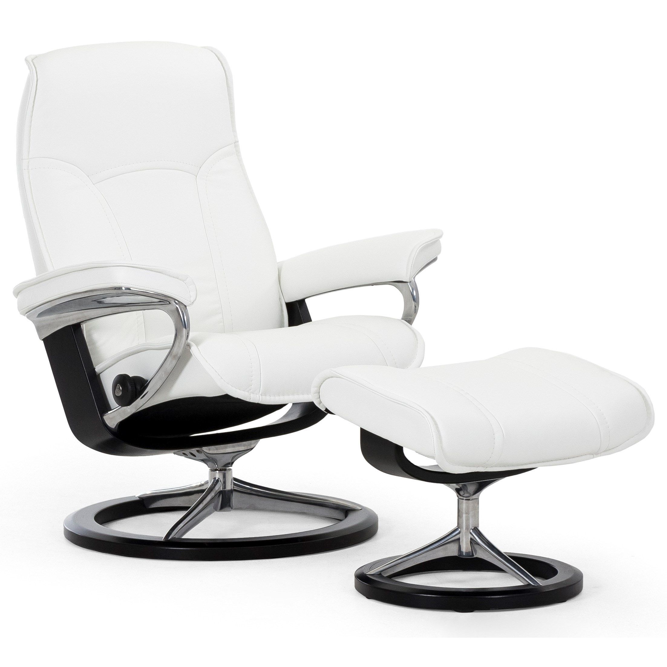 Small Signature Chair by Stressless by Ekornes (With