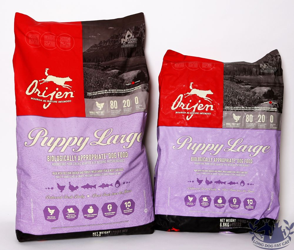 Orijen Large Puppy Food R120 00 R1 775 00 Buy From Pet