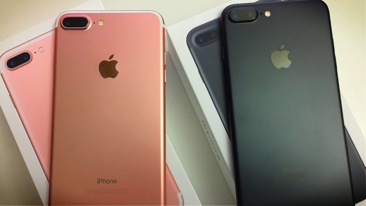 Iphone 7 Plus Unboxing Review Matte Black Rose Gold Gold Iphone 7 Philippines Review Watch Video Here Http Pricep Iphone Iphone Price Iphone 7
