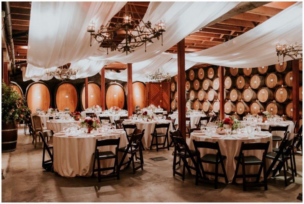 Napa Winery Wedding at V. Sattui Winery weddings, Winery