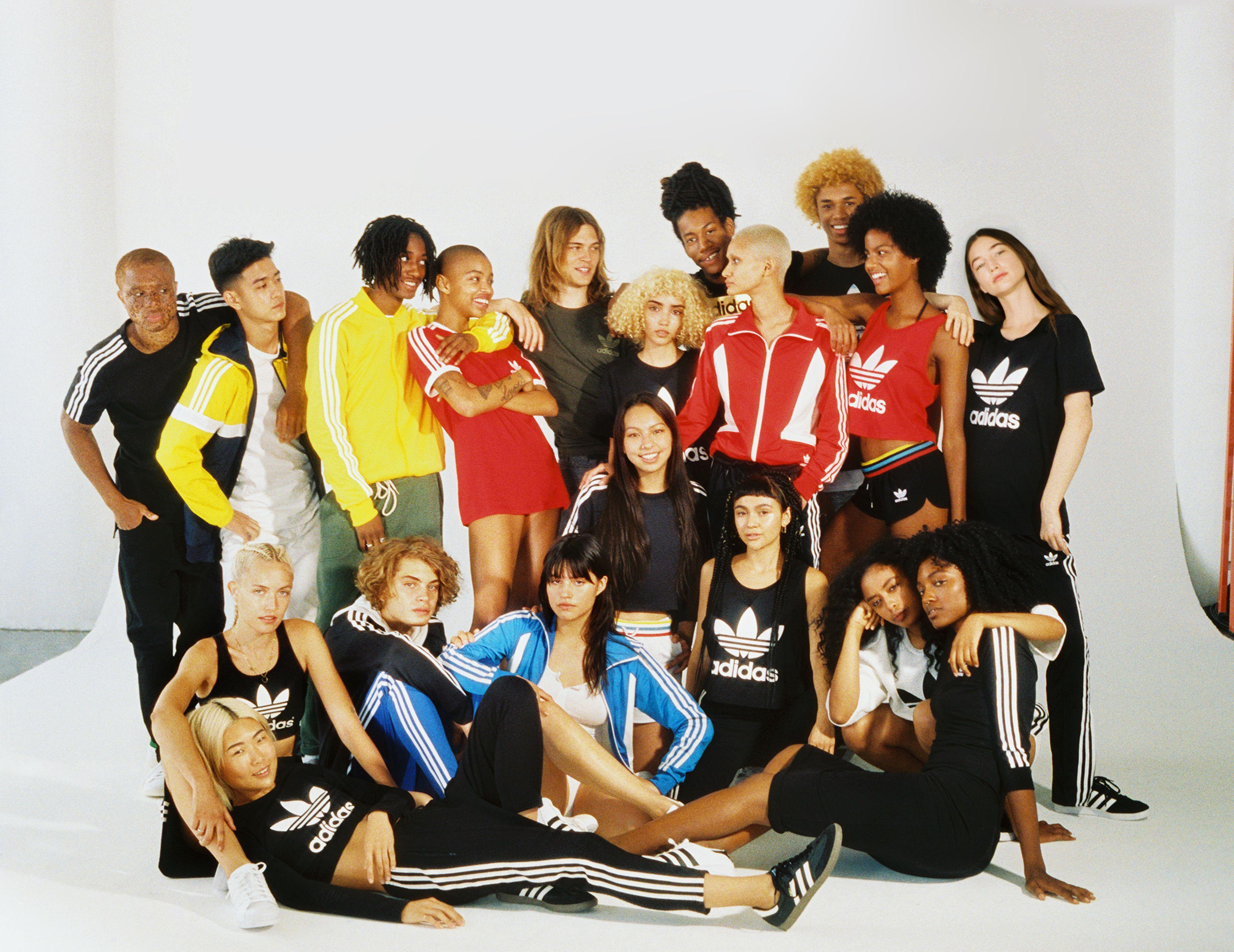 Adidas y Urban Outfitters equipo para que el futuro V Magazine