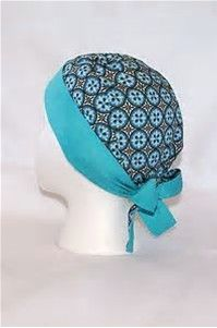 Resultado De Imagen Bouffant Surgical Scrub Hat Sewing Pattern Free Instructions