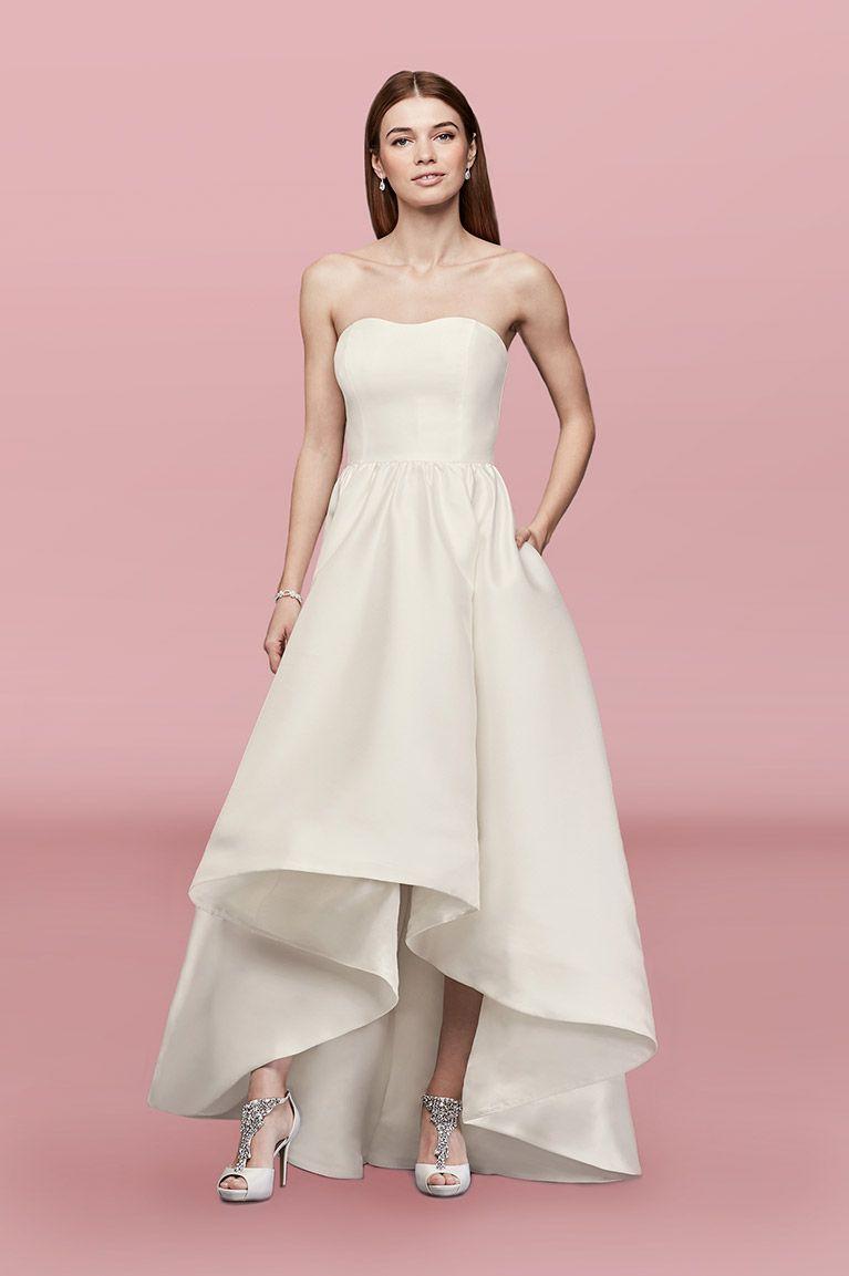 Hermosa Davids Bridals Vestidos De Novia Componente - Colección de ...