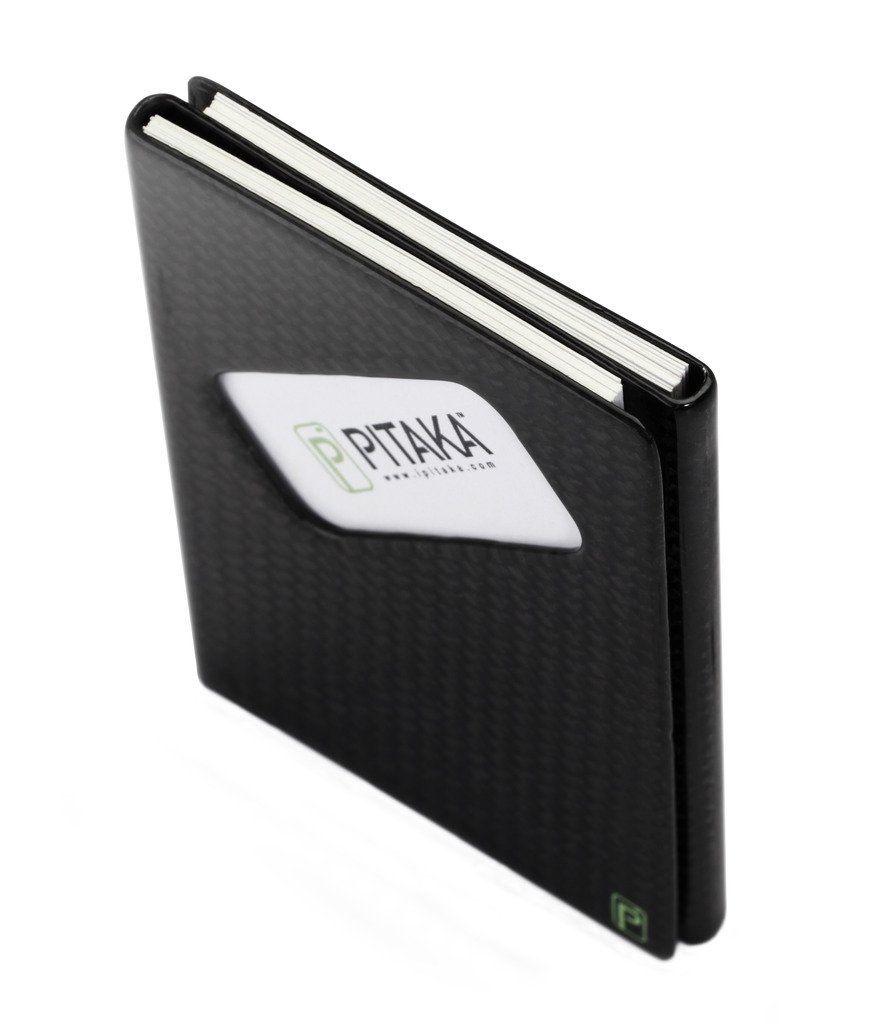 Amazon.com: pitaka® Carbon Luxury Glossy Finish business card ...
