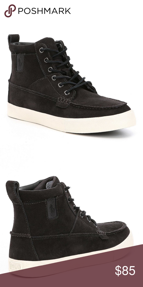 Suede Sneaker Charcoal | Suede sneakers